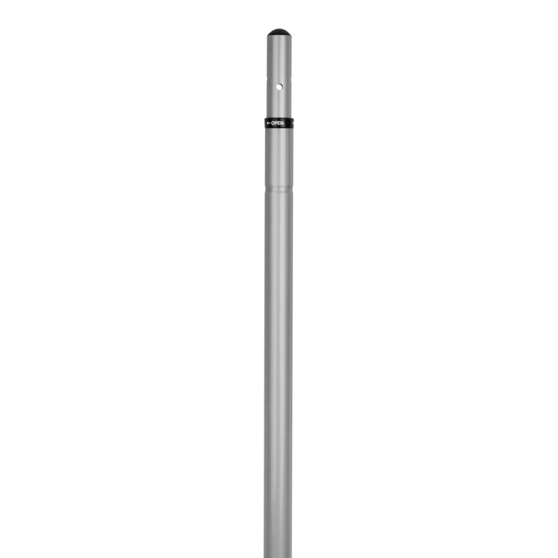 "G004 144"" Two Sections Telescopic Aluminum Pole-G004"